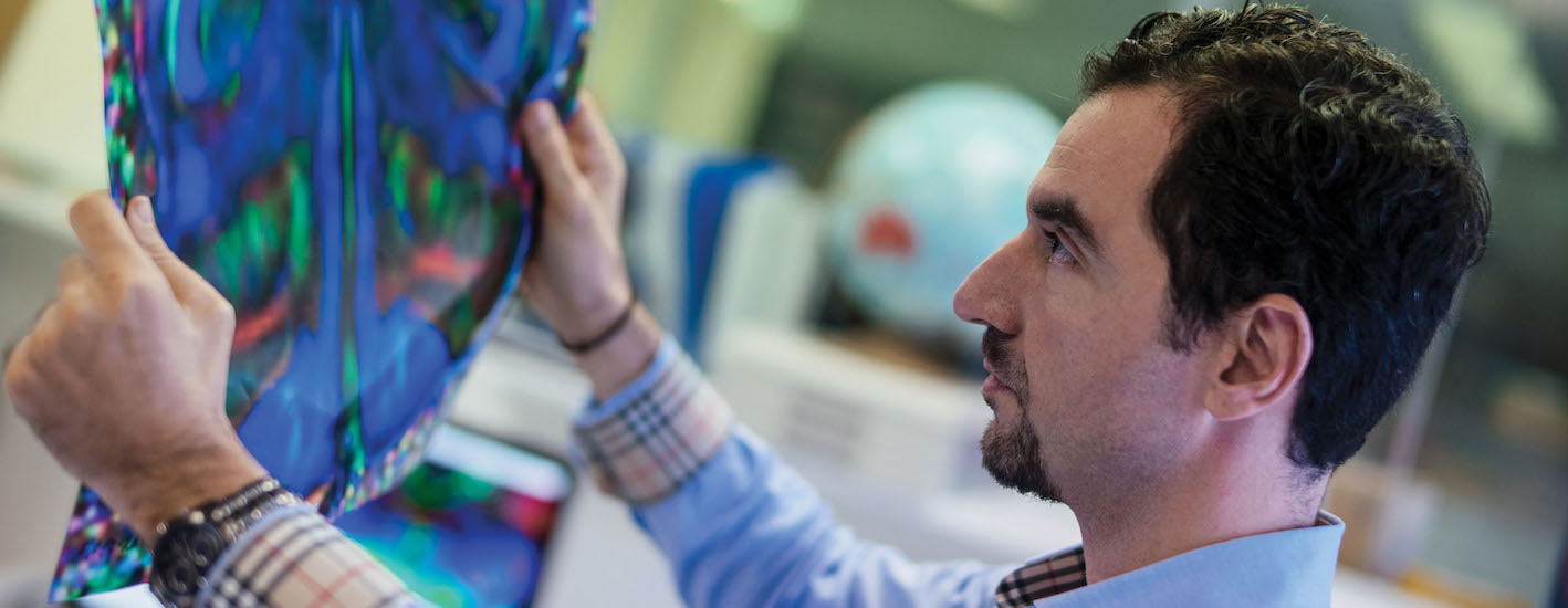 Mapping The Brain Goes 3D